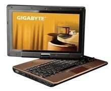 Gigabyte T1028X | 10 inch | Atom | 1GB | 250GB | لپ تاپ ۱۰ اینچ گیگابایت T1028X