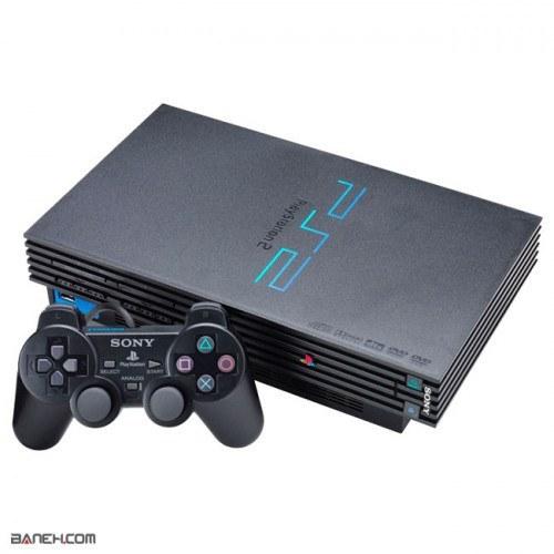 تصویر کنسول بازی سونی پلی استیشن 2 پروSONY Playstation 2 PRO SONY PLAYSTATION 2 PRO 40 GB GAME CONSOLE