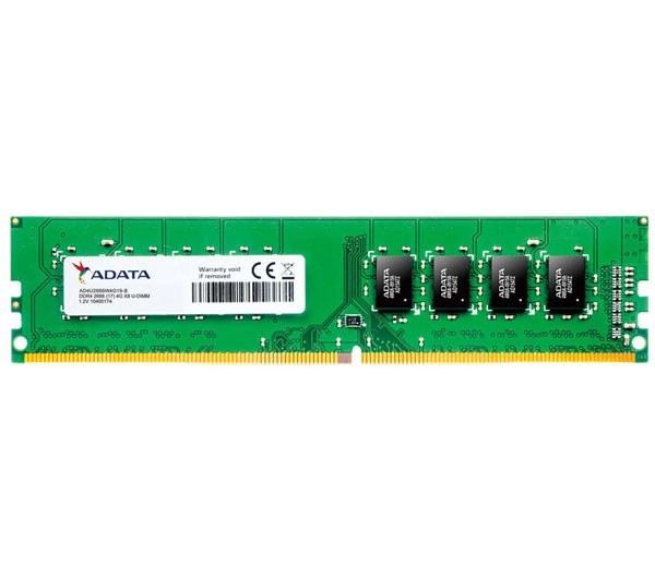 تصویر رم کامپیوتر DDR4 ای دیتا فرکانس 2666 مگاهرتز مدل Premier ظرفیت 8 گیگابایت Adata Premier DDR4 2666MHZ Computer Ram 8GB