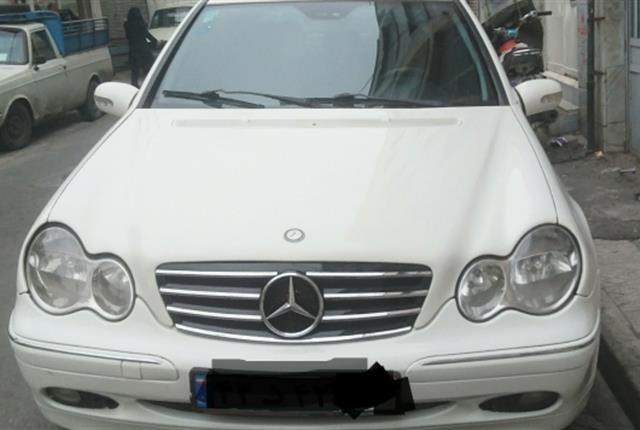 عکس خودرو بنز، c240، 1382  خودرو-بنز-c240-1382