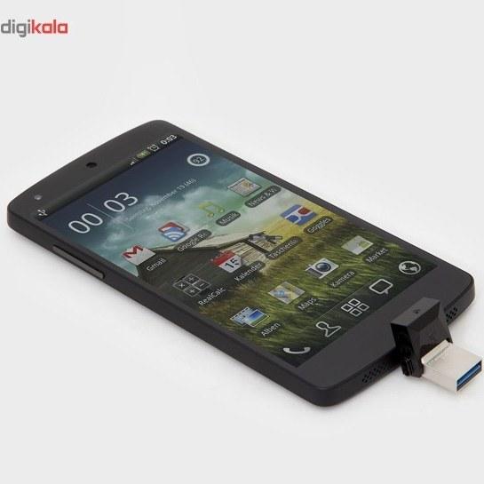 img فلش مموری کینگستون مدل DTDUO3C ظرفیت 32 گیگابایت Kingston DTDUO3C Flash Memory - 32GB