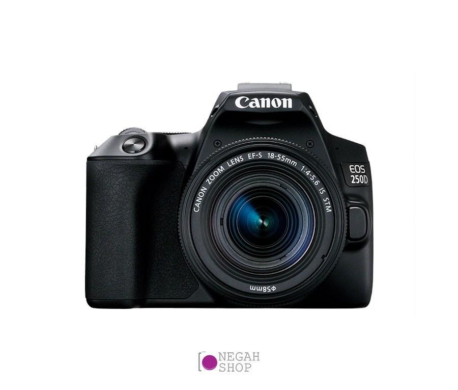 دوربین دیجیتال عکاسی کانن Canon EOS 250D 18-55 IS STM