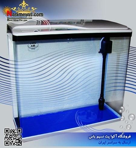 تصویر آکواریوم آب شیرین کامل so-400f سوبو SOBO Aquarium SO-400F