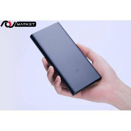 پاور بانک شیائومی Xiaomi PLM09ZM ظرفیت 10000 هزار میلی آمپر