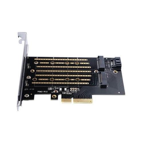 تصویر ORICO PDM2 M.2 NVME to PCI-E 3.0 X4 Expansion Card کارت توسعه تبدیلM.2 NVME به اسلات PCI-E 3.0 X4 اوریکو مدل PDM2