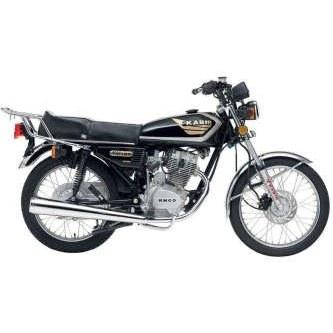 موتورسیکلت کبیر موتور مدل KM 180 سال 1398 |