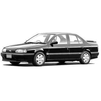 خودرو نیسان Primera دنده ای سال 1989 | Nissan Primera 1989 MT