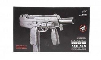 تصویر تفنگ ساچمه ای یوزی AirSoft M35 اورجینال
