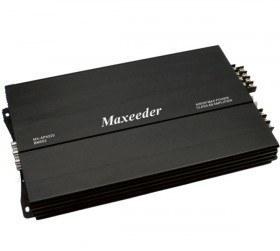 تصویر آمپلی فایر مکسیدر 4 کانال مدل MAXEEDER BM503