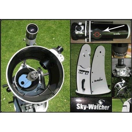 تصویر قاب نگهدارنده سمت راست لوله تلسكوپ ۱۲ اينچ دابسونی GoTo اسكایواچر