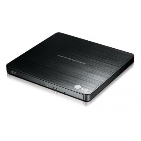 تصویر دی وی دی رایتر اکسترنال ال جی DVD R/RW External Portable LG GP60NB50