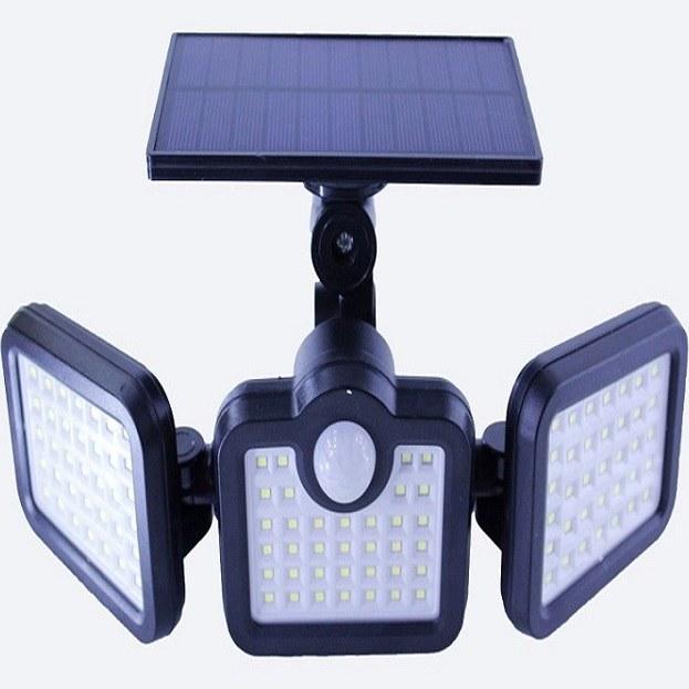 تصویر پروژکتور خورشیدی  JD-Outdoor- Solar sensor light