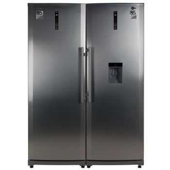 عکس یخچال و فریزر کلور مدل RNT101-FNT101 Clever FRNT101 Refrigerator and Freezer یخچال-و-فریزر-کلور-مدل-rnt101-fnt101