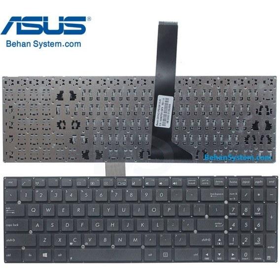 تصویر کیبورد لپ تاپ ASUS K550 / K550C / K550D / K550E / K550J / K550L / K550M / K550Z