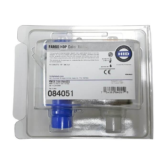 تصویر ریبون تمام رنگی پرینتر فارگو HDP 5000 مدل 84051 اصلی