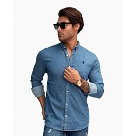 پیراهن جین Polo کد 2506