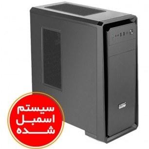سیستم اسمبل شده گیمینگ بایوستار مدل B7 با پلتفرم اینتل گرافیک 8 گیگابایت | PC B7 Gaming Biostar Ryzen7(2700) 8GB(2400) RAM 256GB SSD