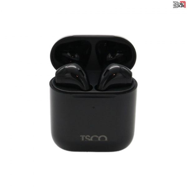 تصویر هندزفری بلوتوثی تسکو مدل TH 5353 TSCO Bluetooth Headphones Model TH 5353