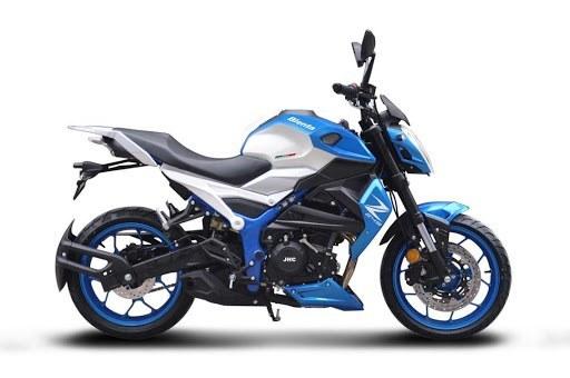 تصویر موتور سیکلت بلنتا زد 249