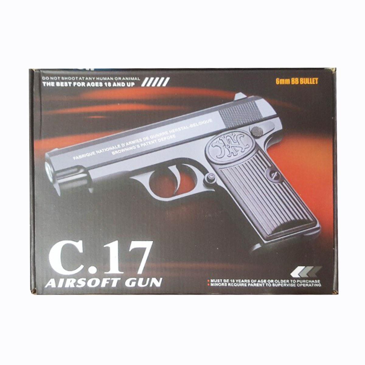 تفنگ ساچمه ای فلزی مدل C.17