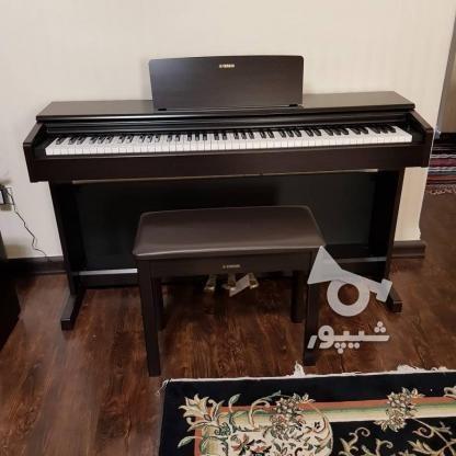 تصویر پیانو دیجیتال یاماها مدل YDP 103