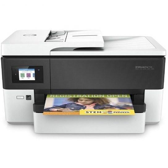 تصویر پرینتر چندکاره جوهرافشان مدل 7720 اچ پی HP 7720 Multifunction Inkjet Printer