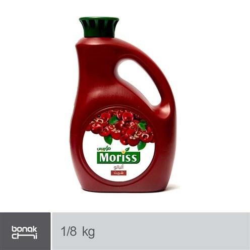 تصویر شربت آلبالو موریس سان استار - 2 لیتر MOriss Sun Star - Morris Cherry Syrup - 1/8 kg