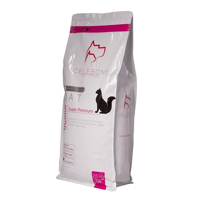 غذای سلبن ایندور مخصوص گربه داخل خانه (۲/۵ کیلوگرم)
