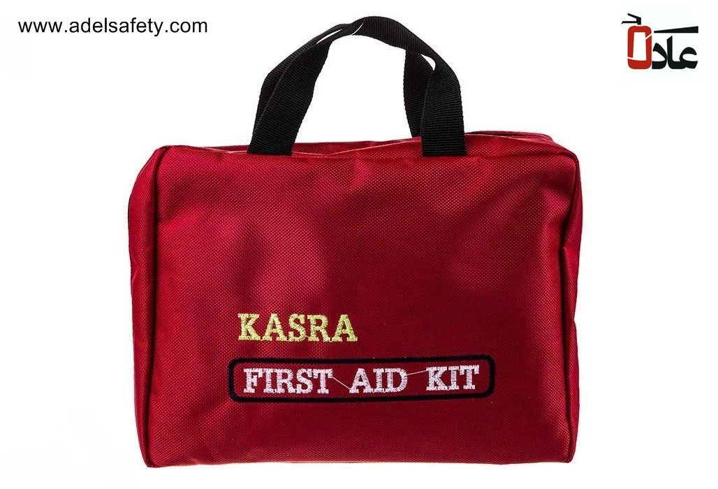 تصویر کیف کمک های اولیه کسری Kasra First Aid Kit