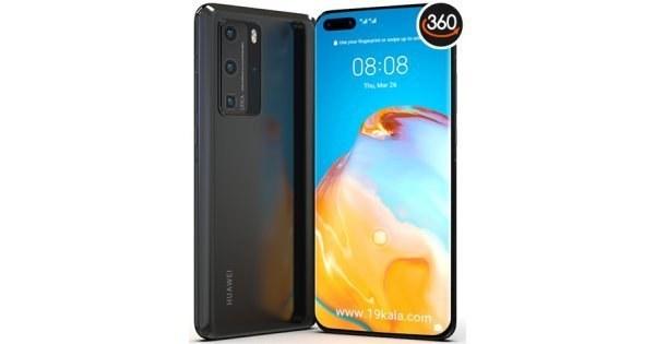 تصویر گوشی هواوی P40 Pro | حافظه 256 رم 8 گیگابایت Huawei P40 Pro 256/8 GB