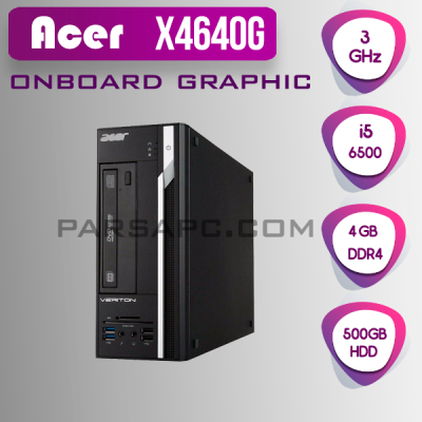 تصویر مینی کیس ایسر Acer Veriton X4640G i5 6500