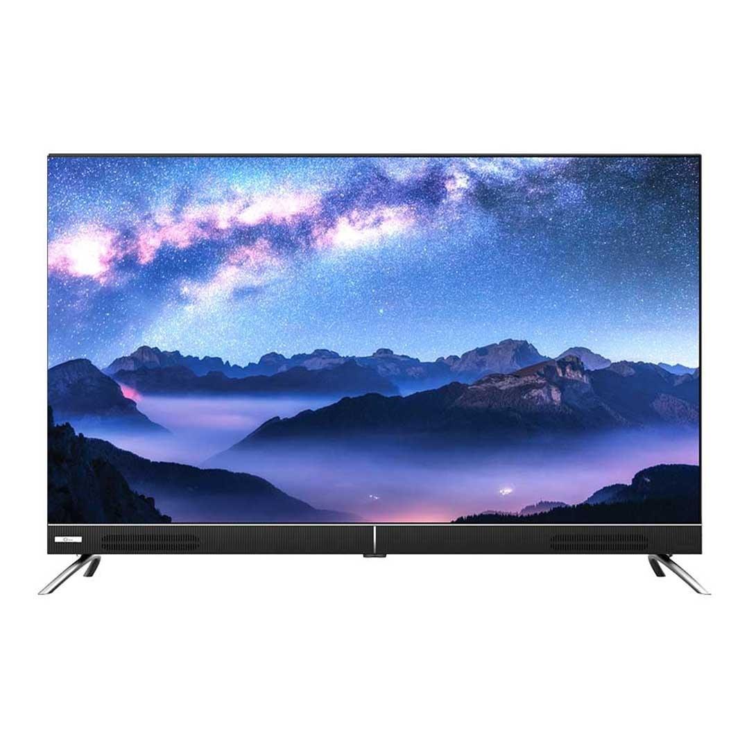 تصویر تلویزیون ال ای دی هوشمند جی پلاس مدل GTV-55LU722S سایز 55 اینچ Gplus GTV-55LU722S Smart LED TV 55 Inch
