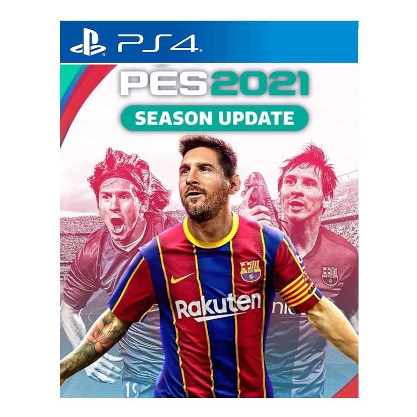 اکانت قانونی eFootball PES 2021 مخصوص ps4