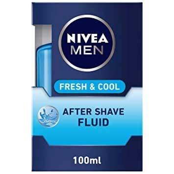 افتر شیو نیوآ fresh & cool – fluid حجم 100ml