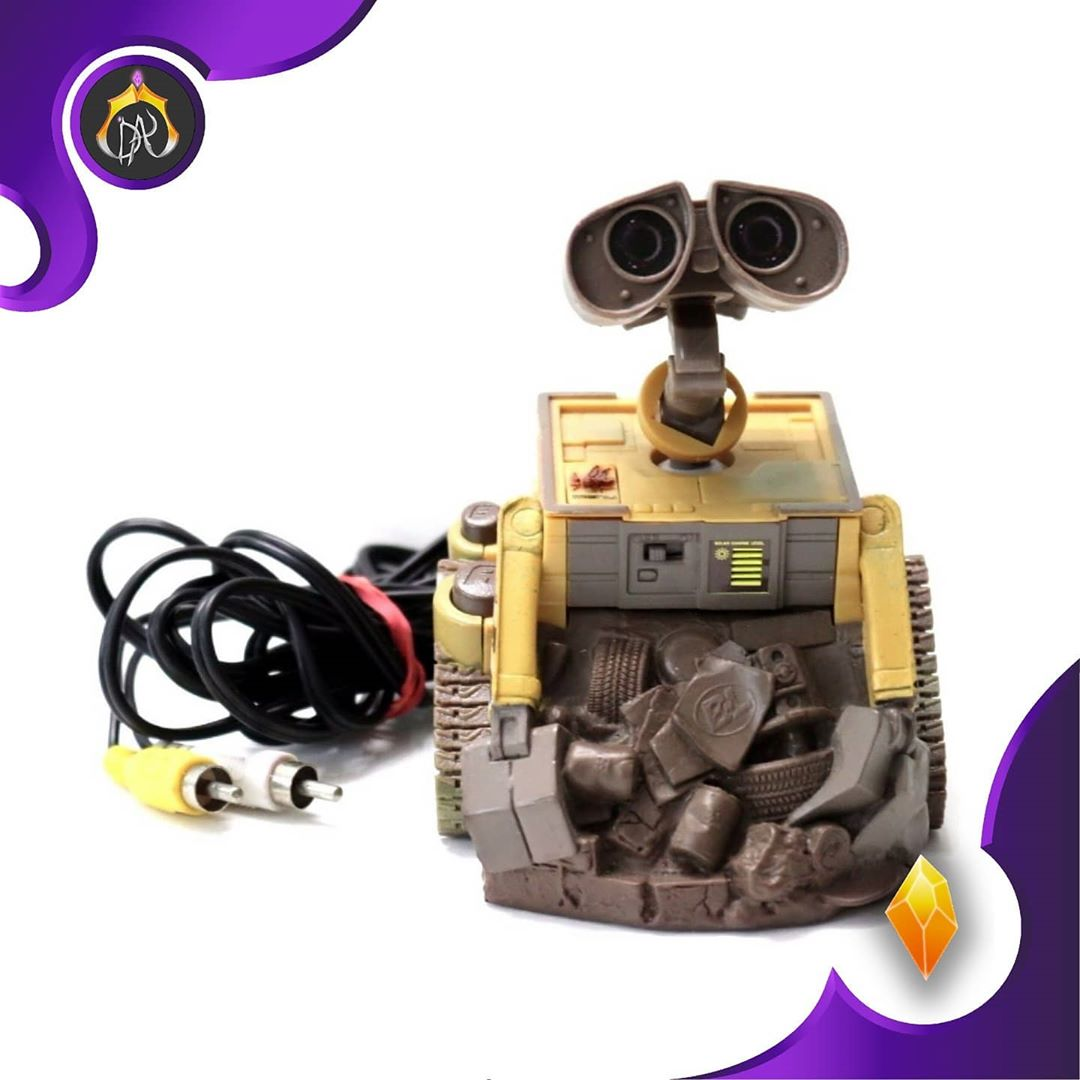 کنسول و دسته بازی Wall-e