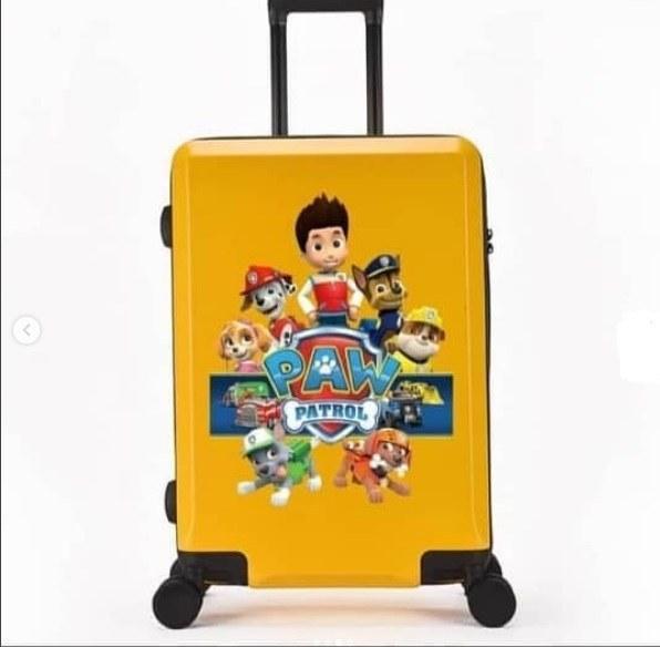 چمدان سگهای نگهبان سایز20