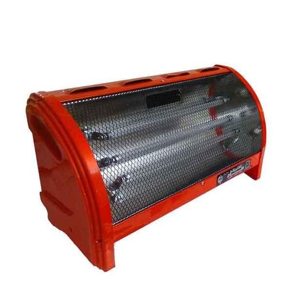 main images بخاری برقی فن دار ماد الکتریک مدل راد