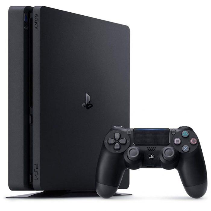کنسول بازی سونی مدل Playstation 4 Slim Region 1 ظرفیت ۵۰۰ گیگابایت |