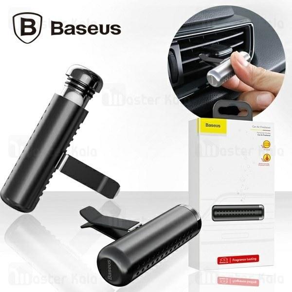 تصویر خوشبو کننده هوا خودرو بیسوس Baseus Horizontal Chubby Car Air Freshener SUXUN-PDB01
