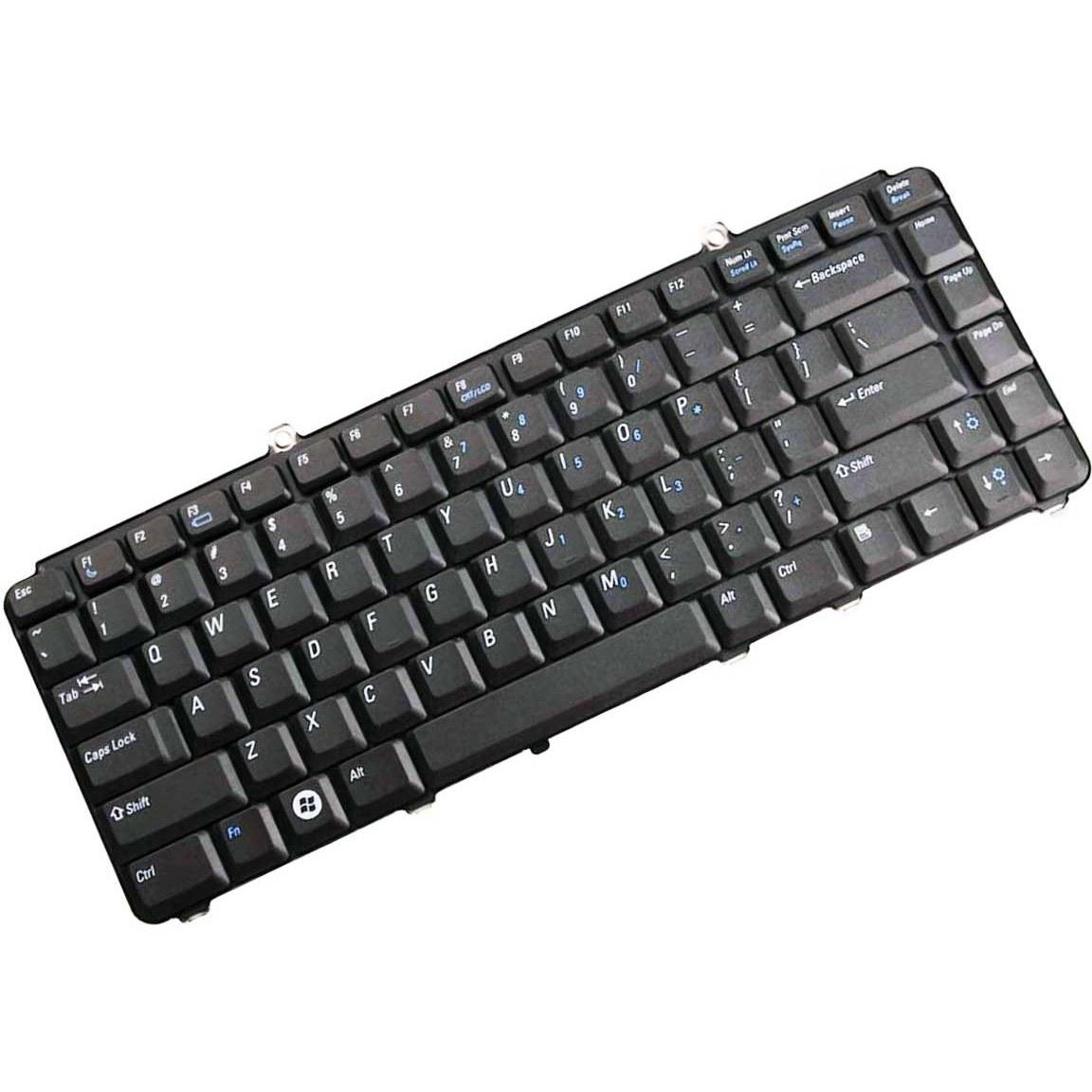 تصویر کیبورد لپ تاپ دل Inspiron 1420 1520 1521 1526 laptop Keyboard For Dell inspiron 1400 1520 1521 1525 1526 1540 1545 1420 1500 XPS M1330 M1530 NK750 PP29L M1550