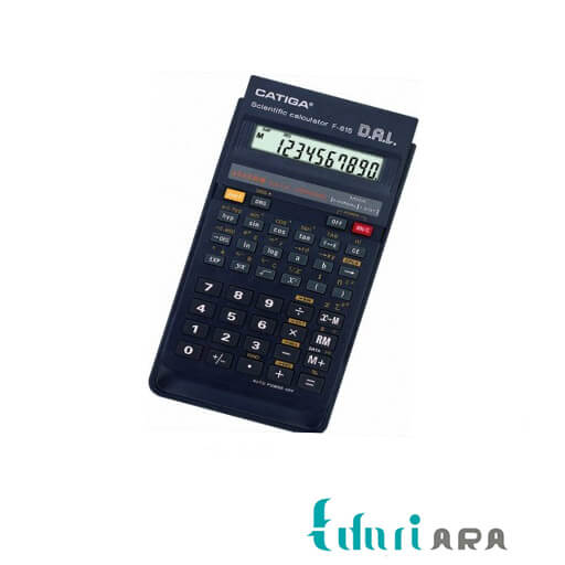 تصویر ماشین حساب  F-615 کاتیگا Catiga F-615 Calculator