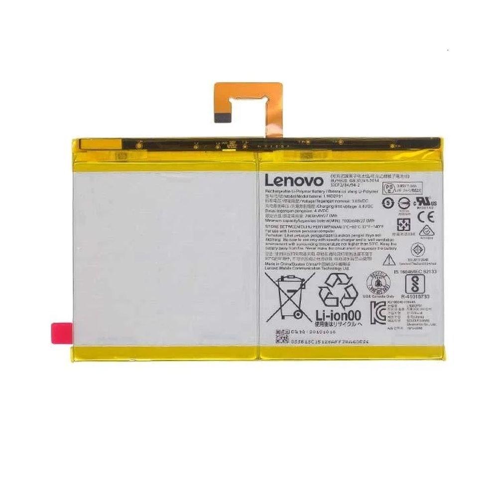 image باتری اصلی تبلت لنوو تب 4 10 پلاس Lenovo Tab 4 10 Plus