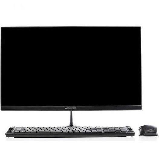 تصویر کامپیوتر بدون کیس گرین مدل GPiO i۳۴۱۰۰۰ با پردازنده i۳ Green GPiO i341000 Core i3 4GB 1TB Intel All-in-One PC