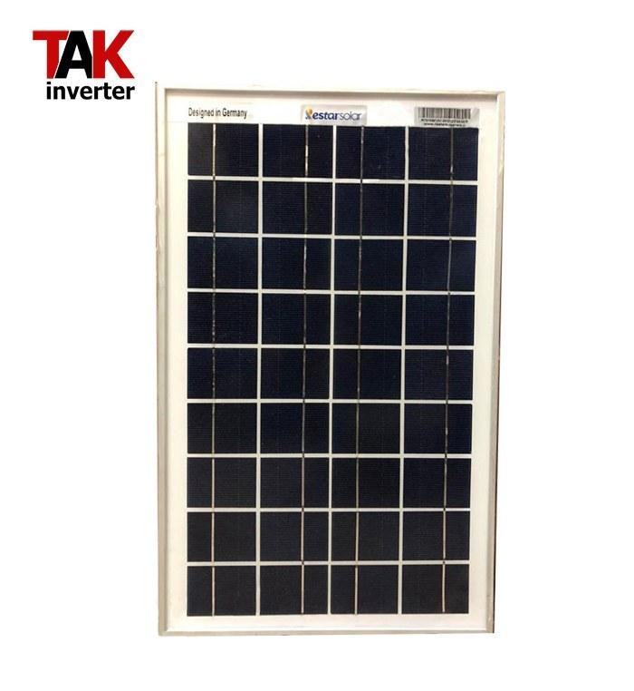 main images پنل خورشیدی 10 وات پلی کریستال Restar Solar