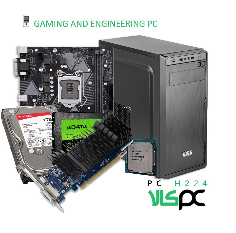 main images سیستم گیمینگ و مهندسی H224