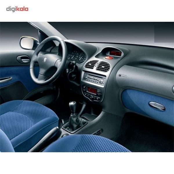 عکس خودرو پژو 206 تیپ 6 اتوماتیک سال 1395 Peugeot 206 Trim 6 1395 AT خودرو-پژو-206-تیپ-6-اتوماتیک-سال-1395 3