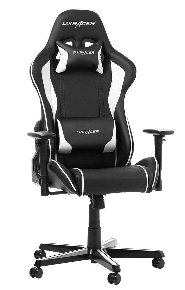 تصویر صندلی گیمینگ DXRACER سری فرمولا مدل FH08/NW - مشکی