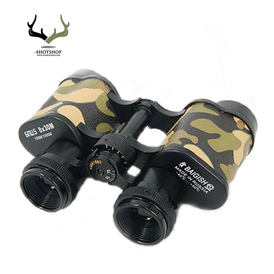 main images دوربین دوچشمی بایگیش 8*30 Binoculars Baigish 8X30