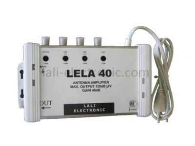 عکس تقویت کننده خط لالی الکترونیک مدل LELA40  تقویت-کننده-خط-لالی-الکترونیک-مدل-lela40