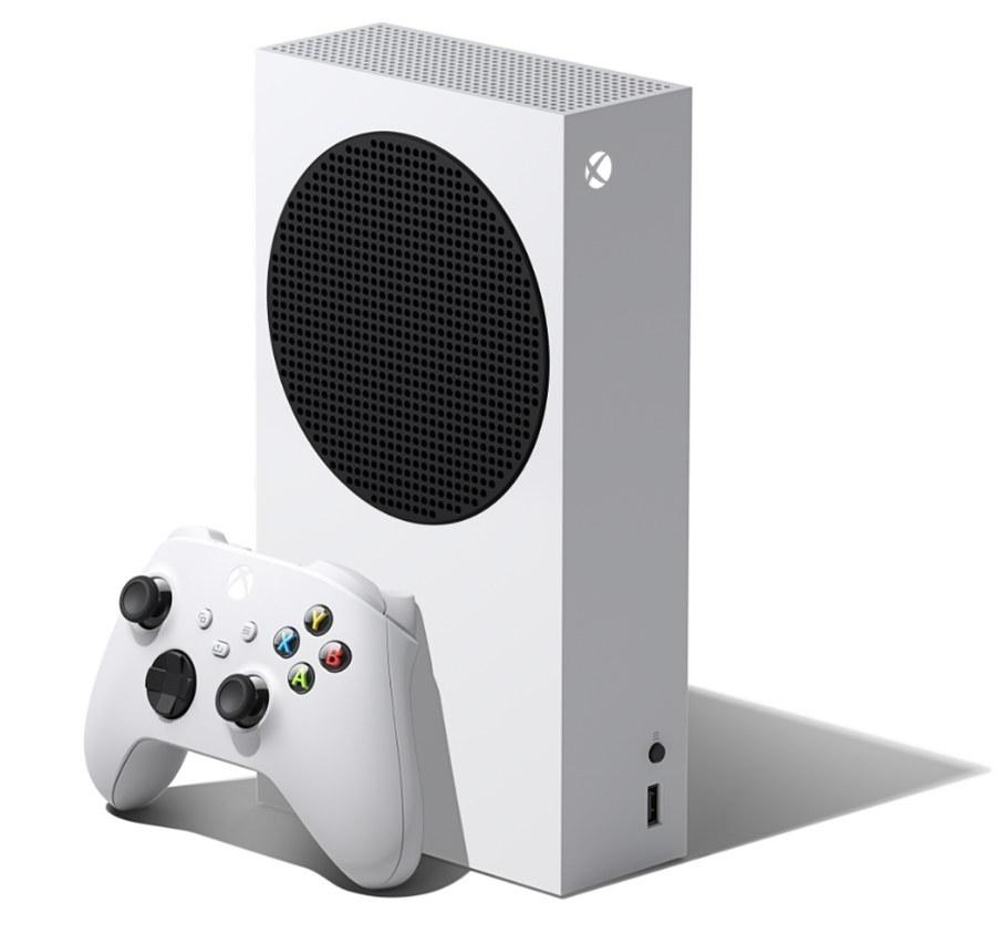 تصویر کنسول بازی مایکروسافت Xbox Series S ایکس باکس سری اس  Xbox Series S - 512 GB